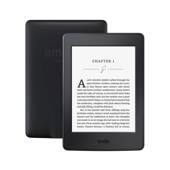 darcy honeymoon essentials kindle paperwhite e-reader