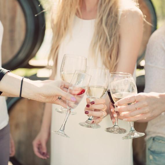 eatsleepwear napa valley bachelorette party friends cheers 0415