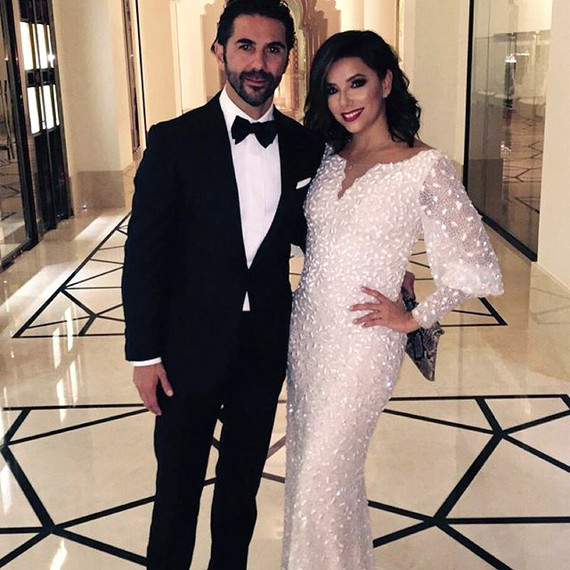 Celebrity Engagement Rings Eva Longoria Jose Antonio Baston
