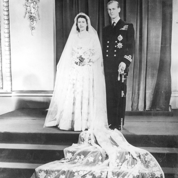 This Is What Queen Elizabeth And Prince Philip 39 S Wedding