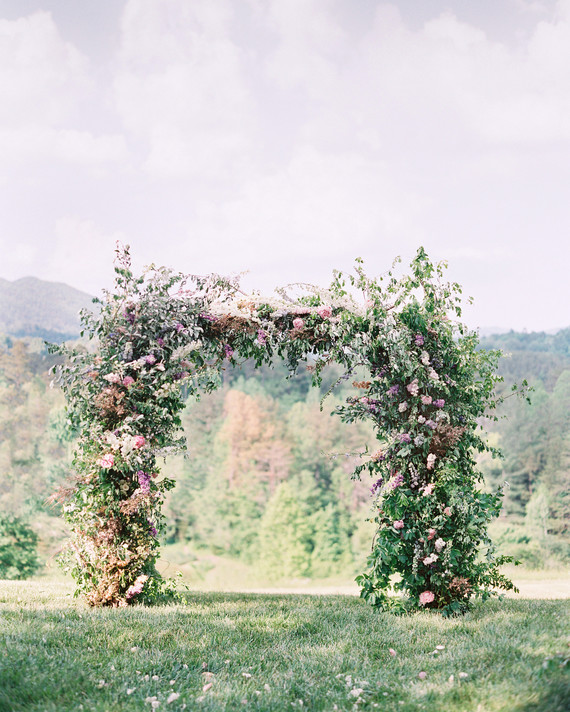 59 Ceremony Arches You'll Love