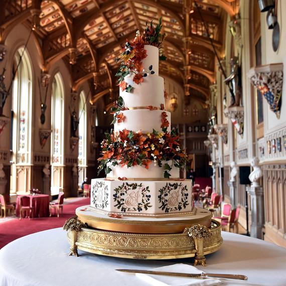 princess eugenie wedding cake