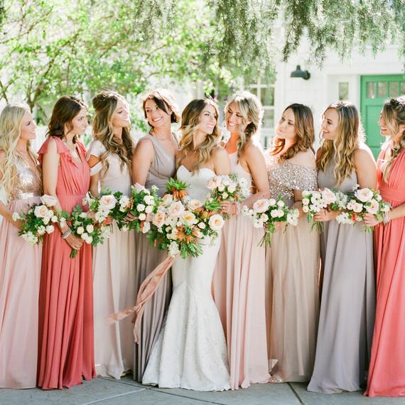 Tenley molzahn taylor leopold wedding bridesmaids