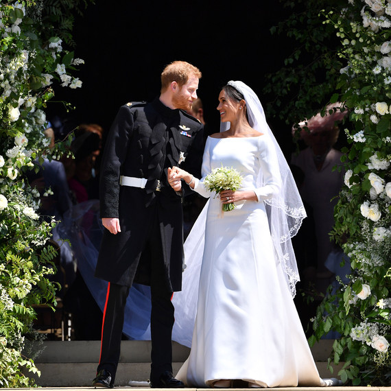 Real Simple Weddings Magazine 2018: See The First Photos Of Meghan Markle's Givenchy Wedding