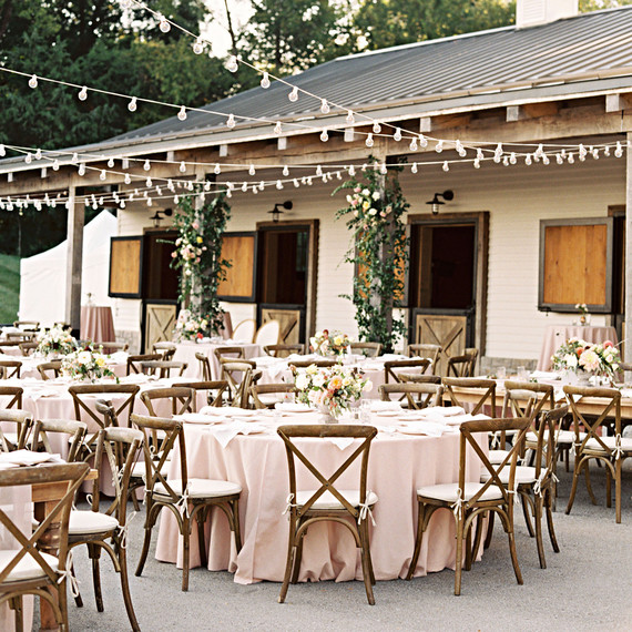 amanda william wedding tennessee dinner seating