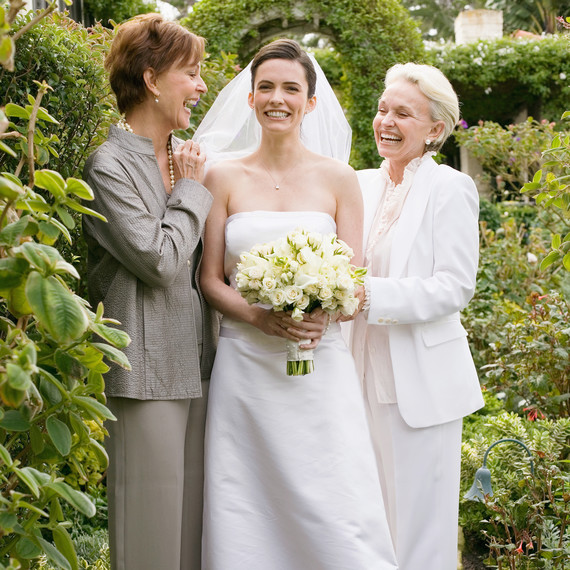 Step Mother of Bride Dress