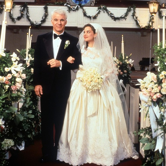 Movie Wedding Dresses Father Of The Bride Remake