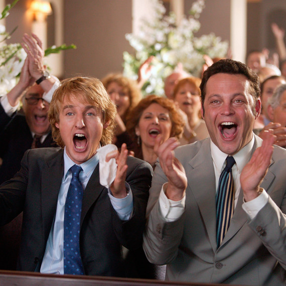 Things Guests Should Never Do Wedding Crashers Luke