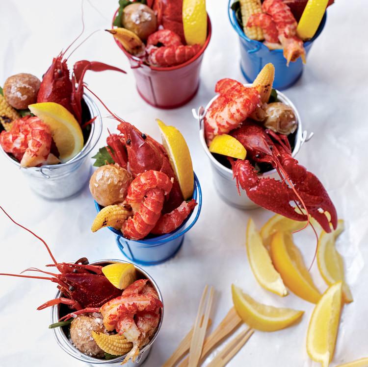 lobster baked mins