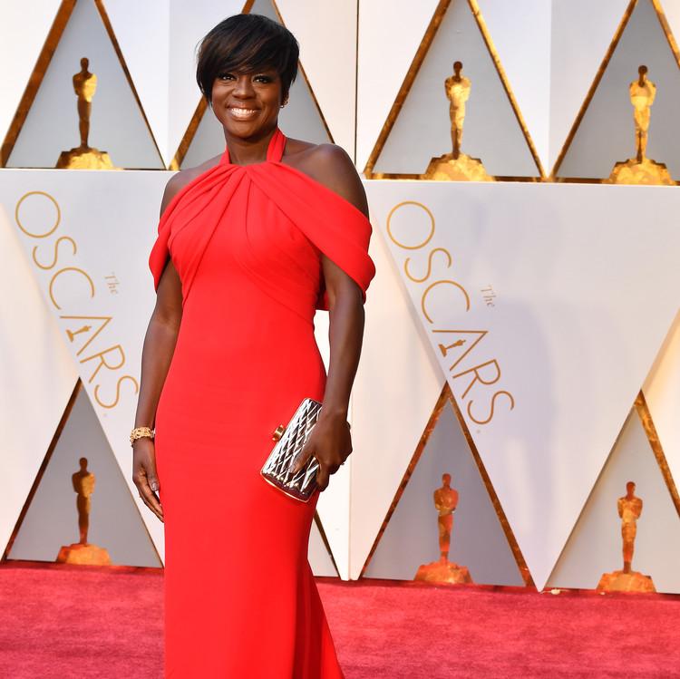 Viola Davis Oscars 2017