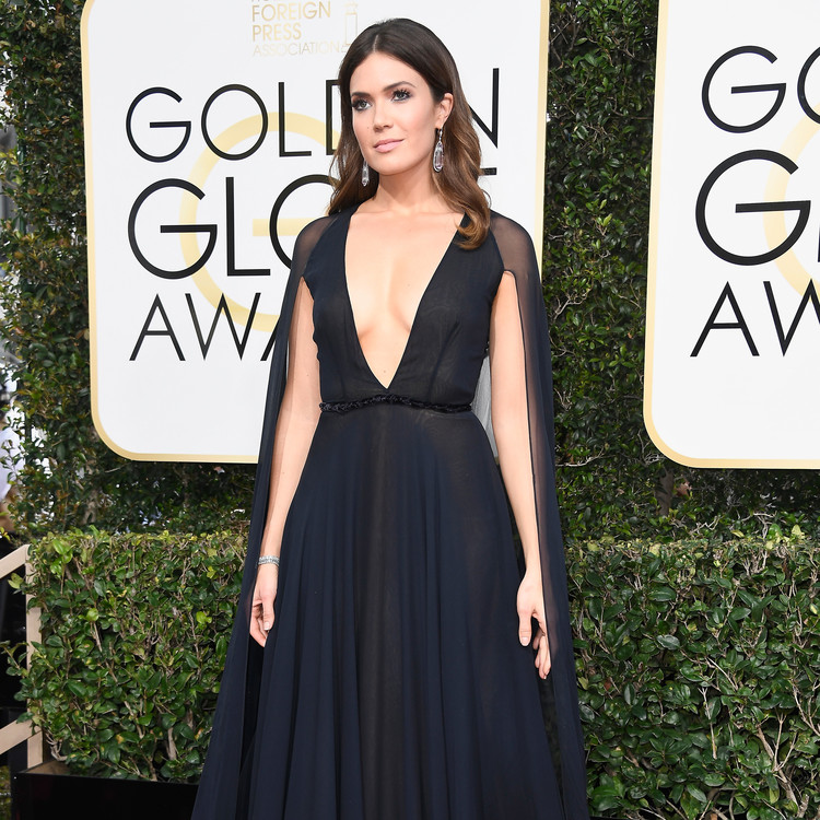 Mandy Moore Golden Globes 2017